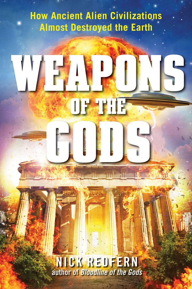 Weapons of the Gods, US Edition, April 2016: