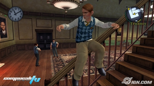 Bully Scholarship Edition PC Full Español Descargar DVD5