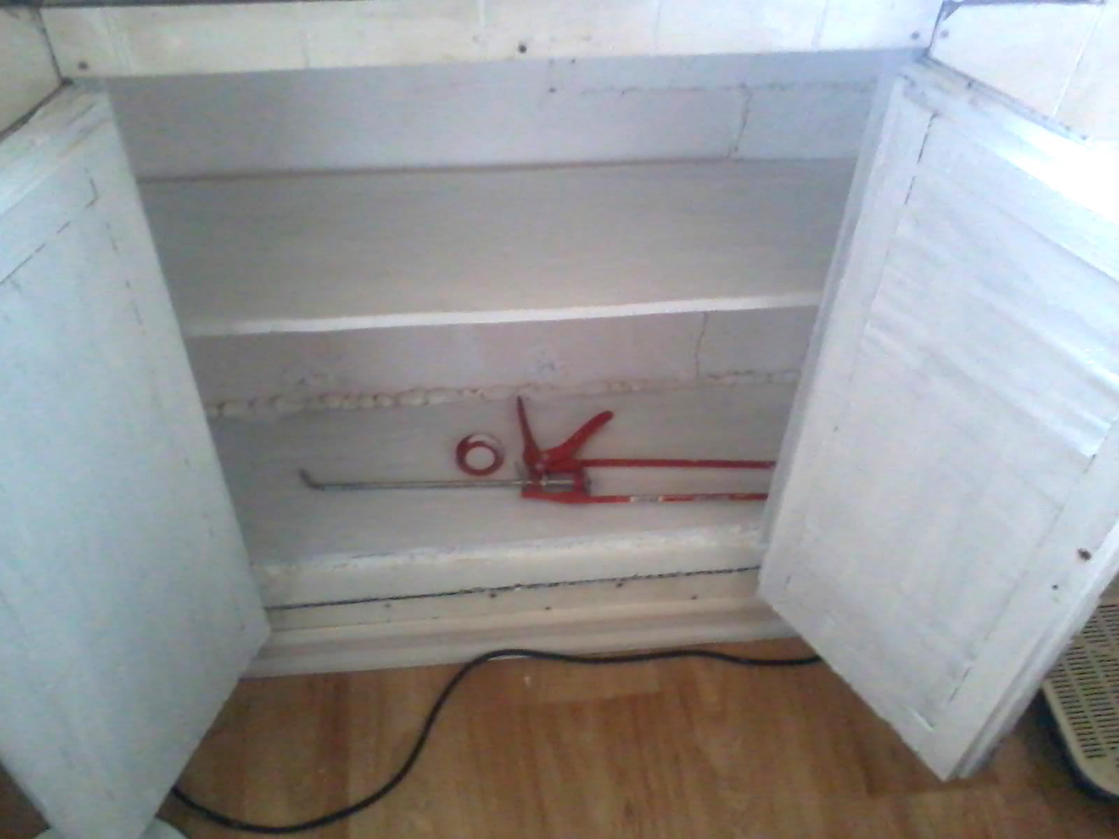 Холодильник в стіні фото.