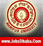Manipur University Recruitment, Sarkari Naukri