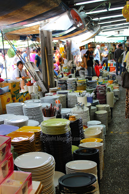 Spusht | Best places for shopping in Bangkok | Chatuchak weekend shopping