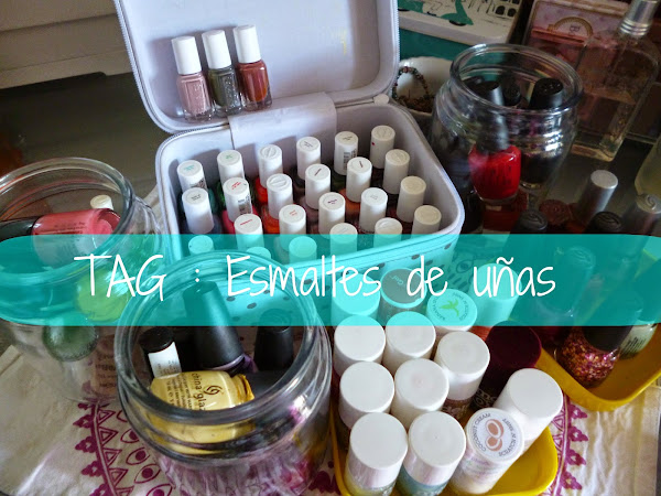 TAG: Esmaltes de Uñas