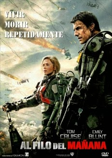 ver Al filo del mañana / Edge of Tomorrow (2014 )