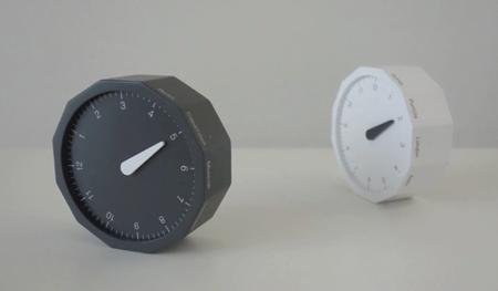 Reloj mundial diseñado por Masafumi Ishikawa