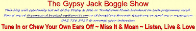 The Gypsy Jack Boggle Show