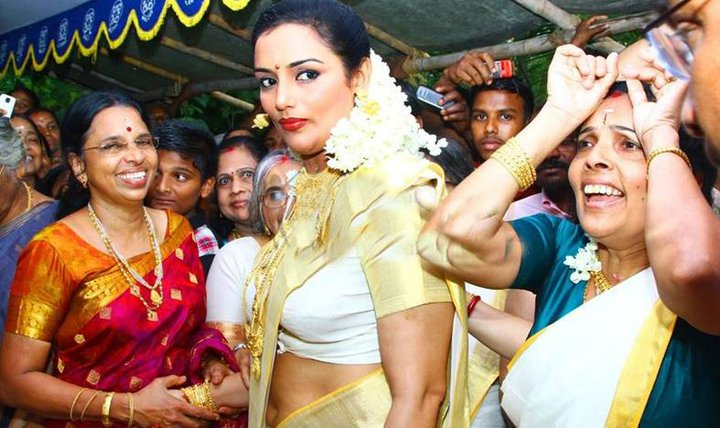 Shweta Menon Marriage, Wedding Pics