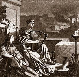 Nero at Rome