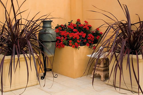 Top Garden Trends for 2012