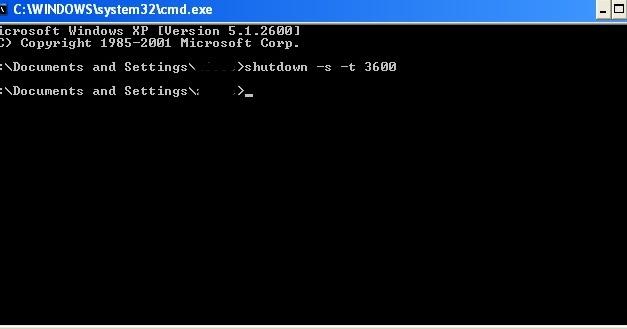 Membuat Komputer Shutdown Otomatis | Catatan APHE