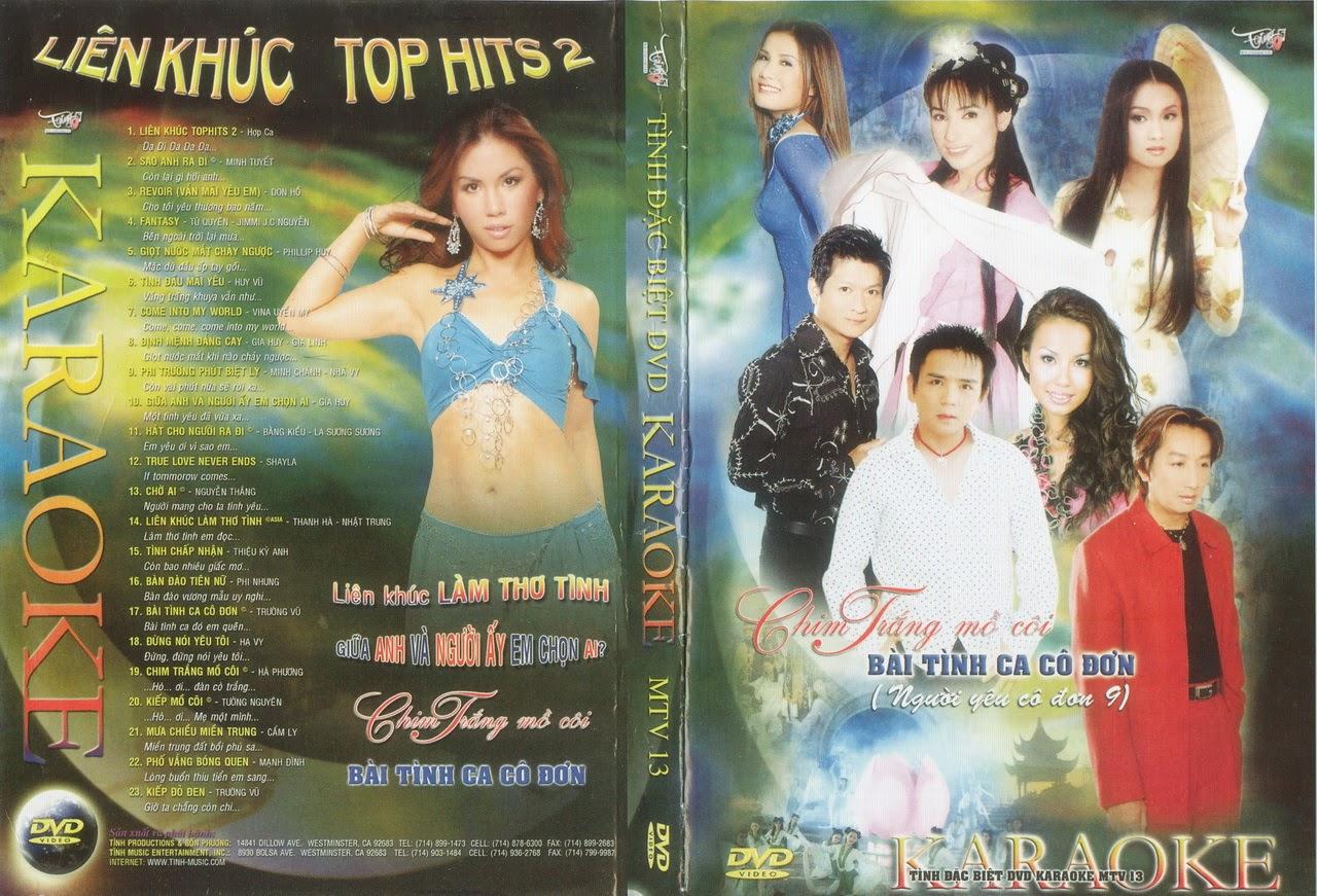 Tình Đặc Biệt Karaoke-MTV 13 [DVD5.ISO]