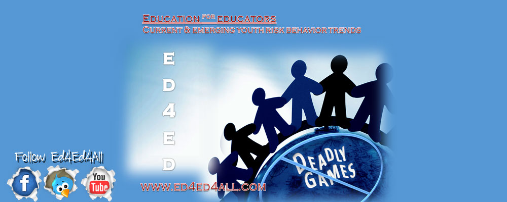 "Ed4Ed4All   ""Deadly Games"""