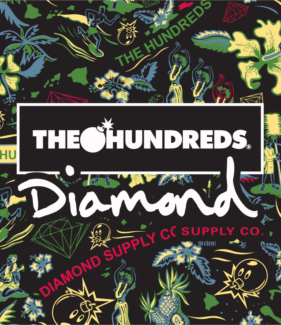 The Hundreds And Diamo...