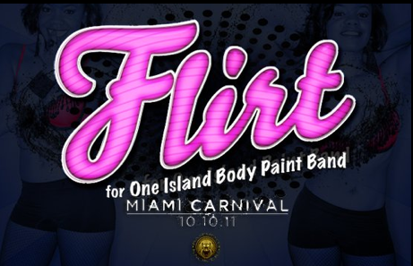 Miami Carnival 2011 - Indulgence Mas Body Paint Band