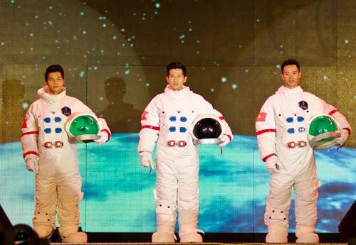 Du học sinh 20 tuổi giành cơ hội bay vào vũ trụ