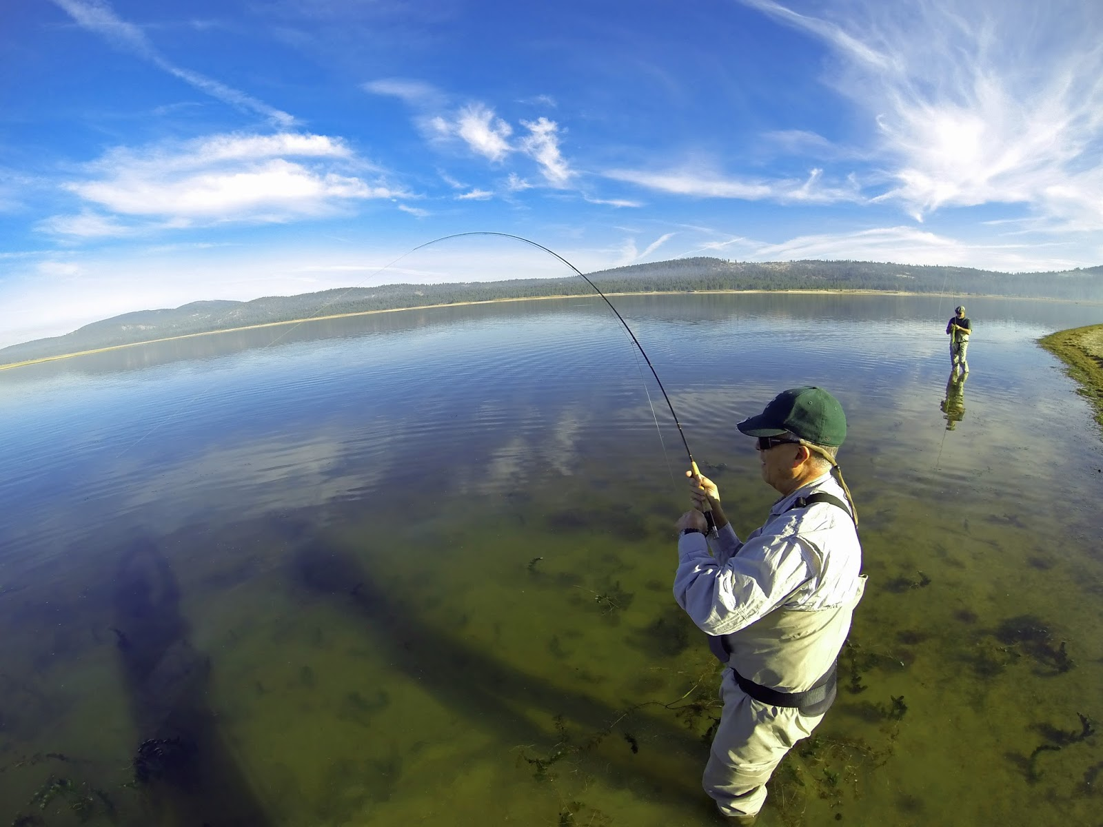 Jon baiocchi fly fishing news lake davis fishing report for Jon b fishing