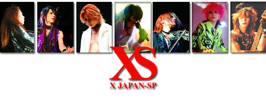 X JAPAN Unofficial Spanish Street Team