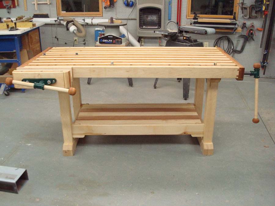 Woodwork Bench Design Woodworking Projects