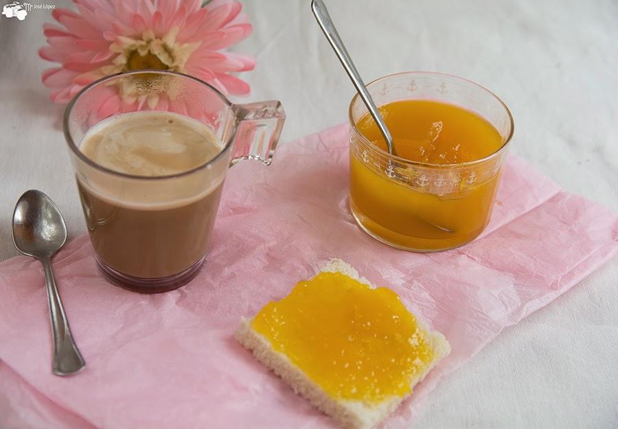Cocinando con mjose mermelada de mango for Cocinar con mango