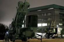 Jepang Pagari Tokyo dengan Rudal Patriot