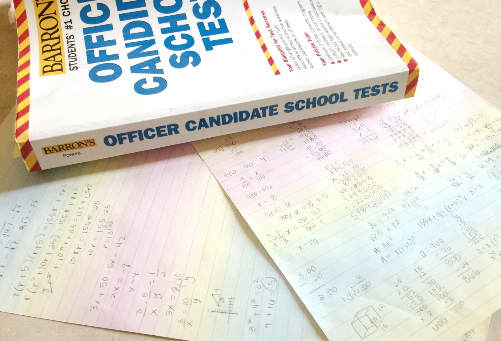 Officer AFOQT Test, Studying for the AFOQT, Taking the AFOQT to Commission as an Officer