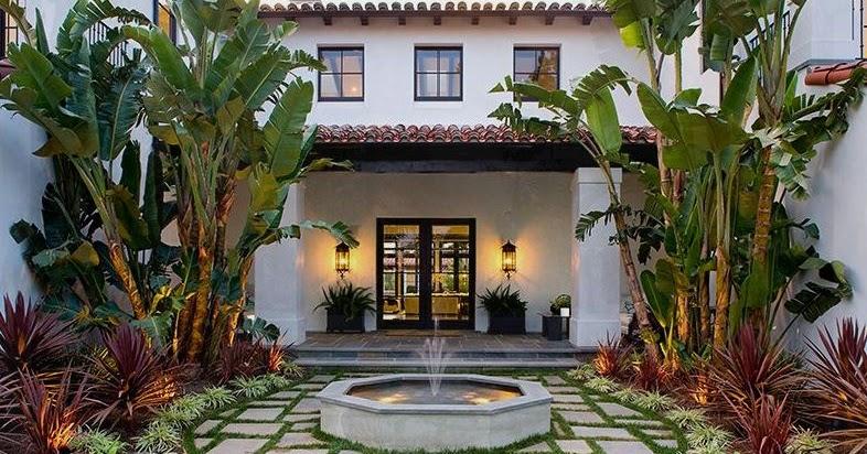 New home designs latest home garden exterior designs for Estudar design no exterior