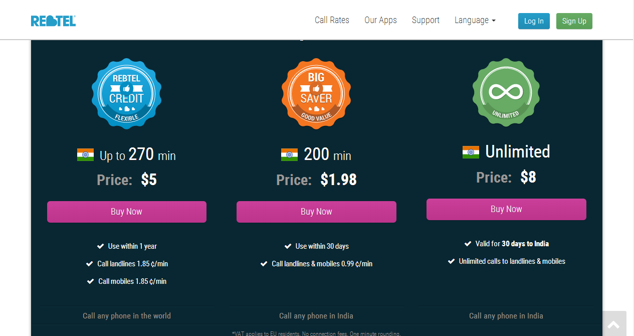 unlimited cheap calls to indian mobiles and landlines 8