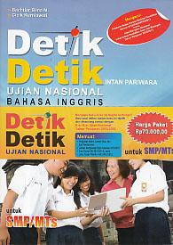 DETIK-DETIK UJIAN NASIONAL SMP 2012/2013