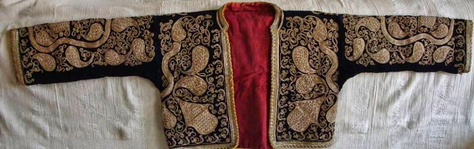 antika cepken,balıkesir cepkeni,antika el işlemeleri
