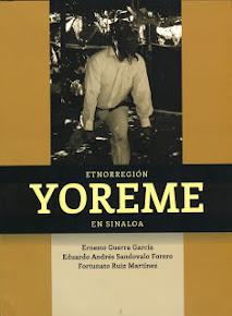 Libro Etnorregión Yoreme en Sinaloa
