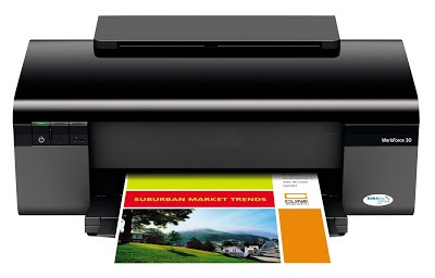 epson WorkForce 30 printer
