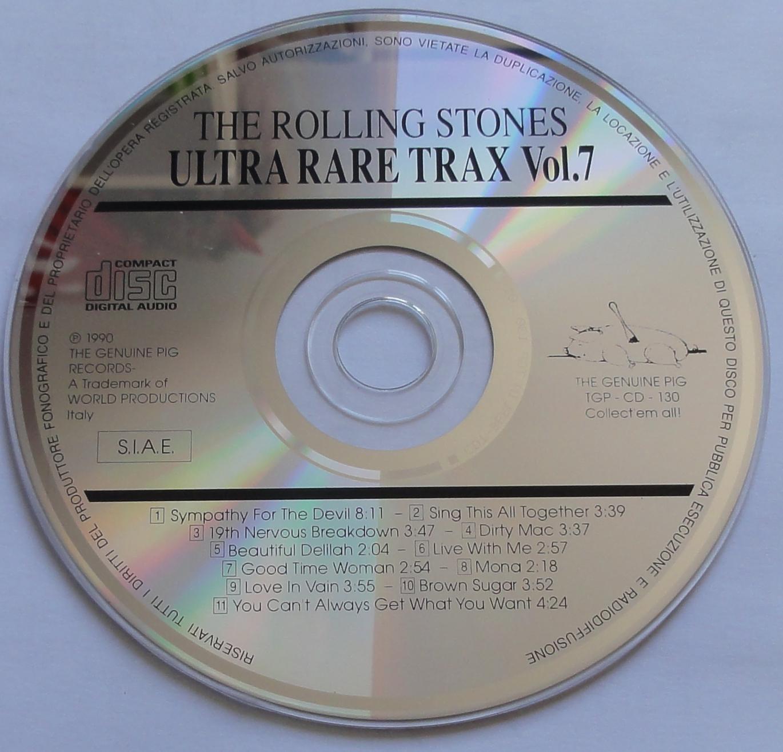 Various - Rare Trax Vol. 64 - The Song Remains Not The Same - 10 Songs, Die Sie So Noch Nicht Kannten