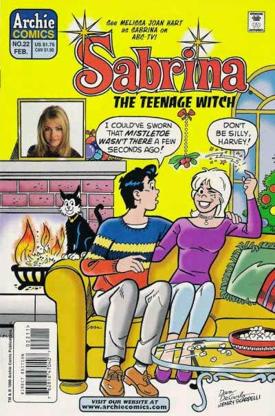 Sabrina the Teenage Witch #22