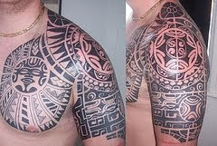 Tribal Tattoo Designs For Shoulder