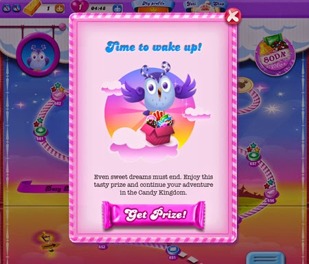 candy crush saga dreamworld ending