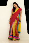 Kajal Agarwal Cute Half Saree Hot photo Shoot-thumbnail-4