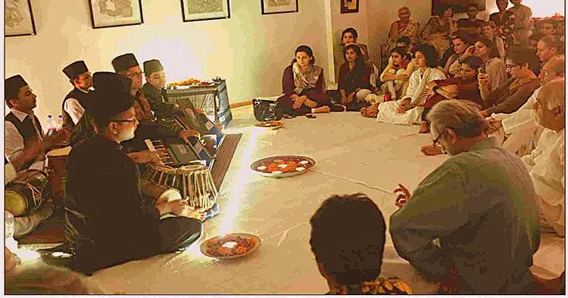 Sufi music khwaja e mun qibla e mun deen e mun iiman e mun for Koi umeed bar nahi aati