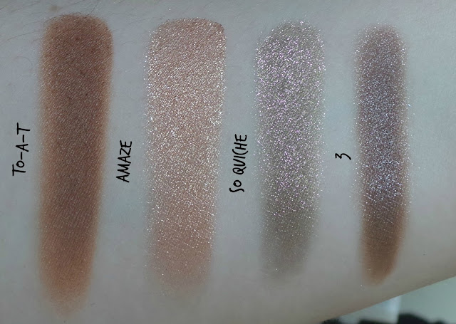 Colour Pop eyeshadow review-eyeshadow swatches