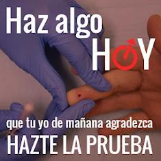 PRUEBAS DE VIH GRATUITAS