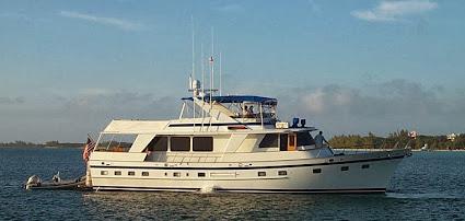 2014 As novas aventuras em uma nova embarcação