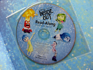 inside out storybook CD