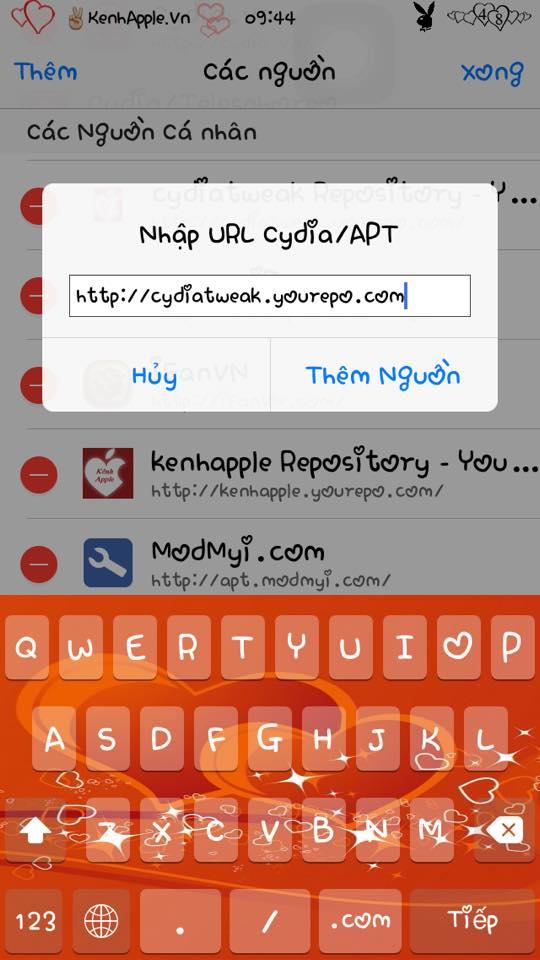 Them Nguon Cydia Tweak