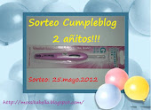 Sorteo CumpleBlog Mossita Bella