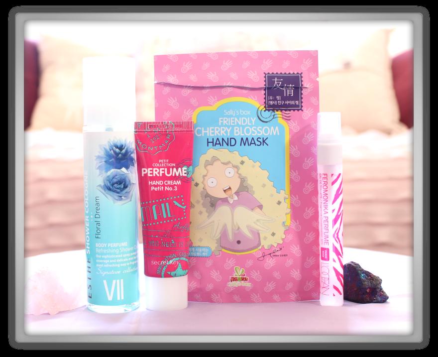 겟잇뷰티박스 by 미미박스 memebox beautybox Scentbox #4 Floral unboxing review preview box look inside