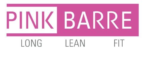 Pink Barre Brand Ambassador