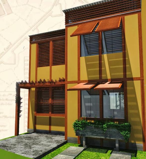 Apuntes revista digital de arquitectura proyecto ganador concurso prototipos de vivienda - Como solucionar problemas de condensacion en una vivienda ...