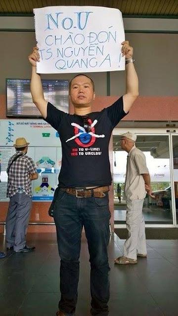 """Nguyễn Quang A: """"Ai chống lại No-U FC là """"bán nước"""""""""""
