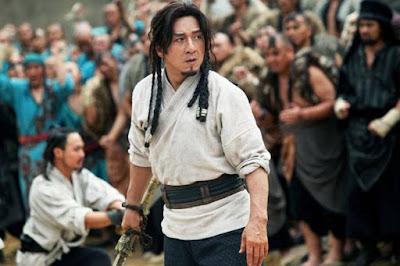 Jackie Chan Raih Titel Aktor Pekerja Keras