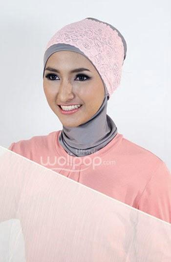 Tutorial Jilbab Polos Segi Empat Terbaru 2013   Tutorial Hijab Terbaru