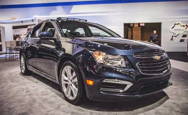 2015 New Chevrolet Cruze Release Date