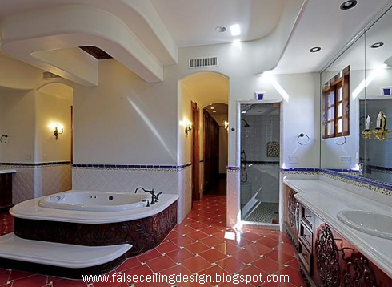 Interior design bathroom ceiling designs - Bathroom false ceiling designs ...